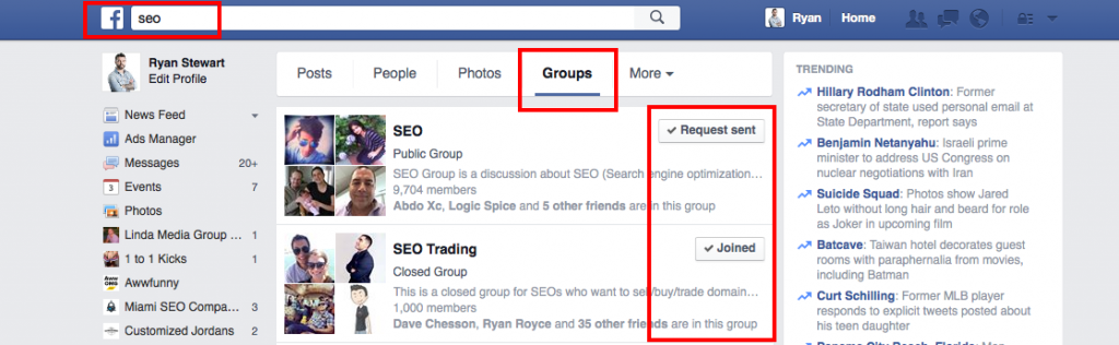 facebook-groups-keyword-research