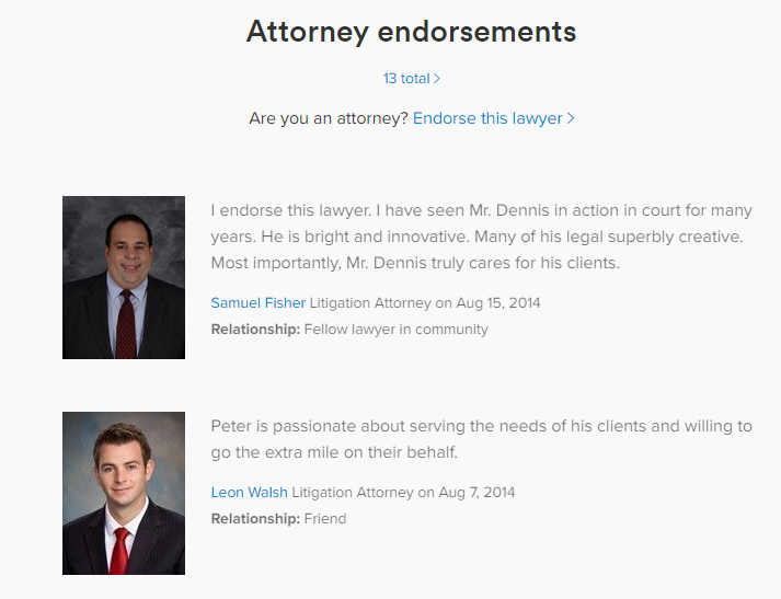 attorney-endorsements